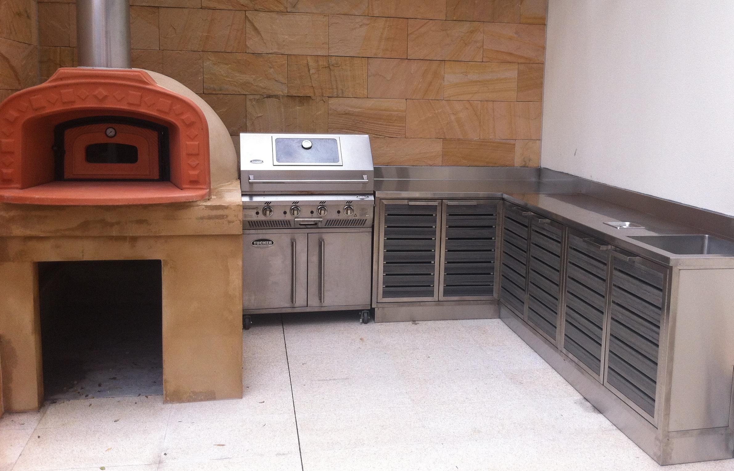 alfresco kitchen designs